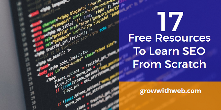 17 Free Resources to Learn SEO From The Scratch